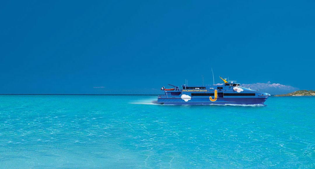 Ferry pas cher entre la Guadeloupe et la Martinique